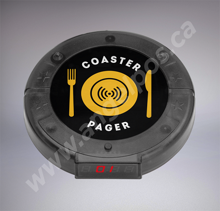 30 Restaurant Coaster Pager Guest Wireless Paging