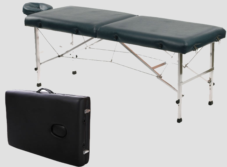 anyone for table massage the products wellspring this is oakworks portable who dream