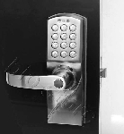Left Handed Digital Combination Password Door Lock