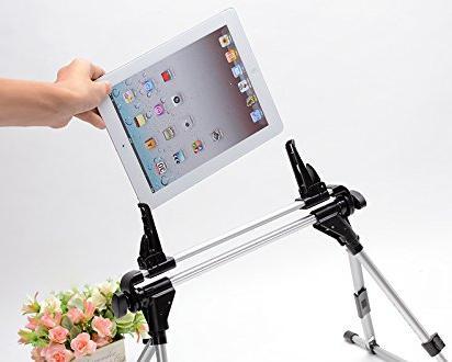 Universal Tablet Bed Frame Holder Stand