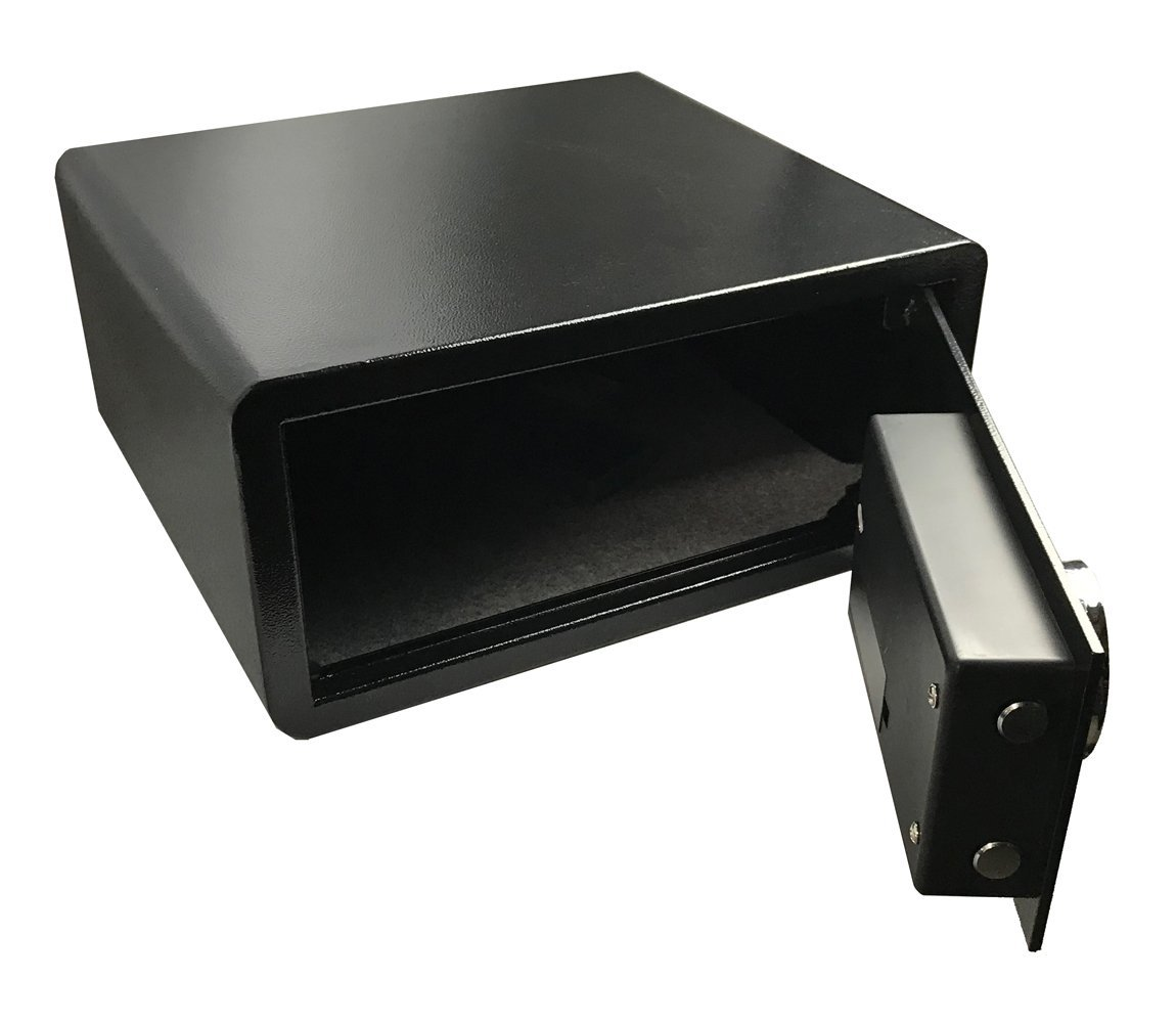 Compact Biometric Fingerprint Safe Cabinet Box, For Gun