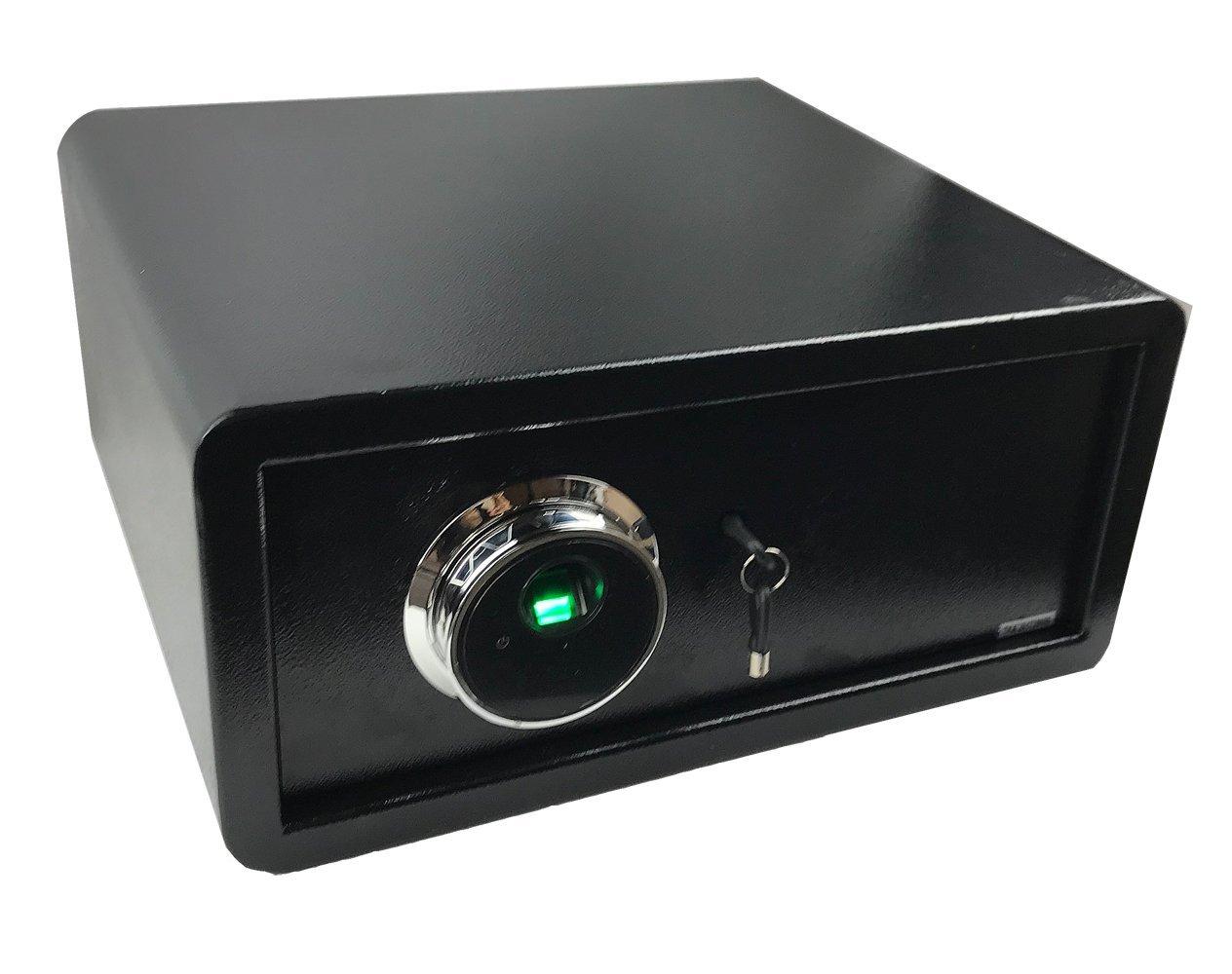 Compact Biometric Fingerprint Safe Cabinet Box For Gun
