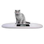 Digital Portable Baby/Pet Scale 44 lb x 0.22 lb weight weigh