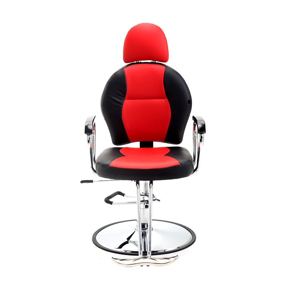 All Purpose Hydraulic Barber Salon Chair Styling For Hair Cutting Beauty Spa Equipment Shampoo Tattoo Bed Shaving Copy