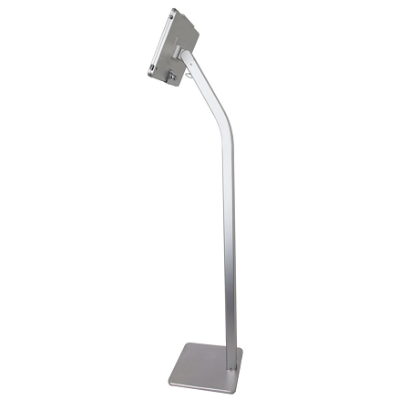 ipad kiosk floor stand enclosure w security lock u0026 charging cable for ipad 234 - Ipad Floor Stand