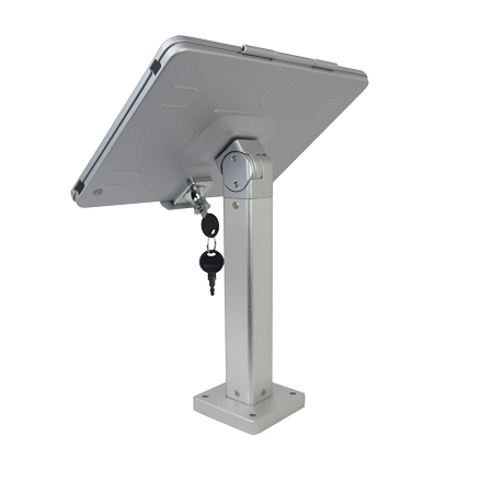 Ipad Pos Wall Mountable Or Desktop Stand W Security Lock