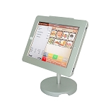 iPad POS Desktop Stand w/Security Lock