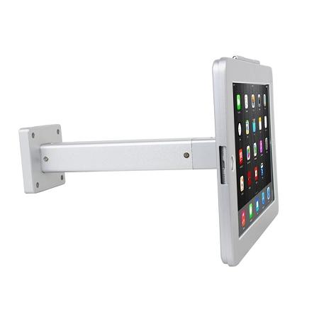 home u003e tablet u0026 ipad pos stands u003e ipad pos wall mount stand or desktop stand wsecurity lock - Tablet Wall Mount