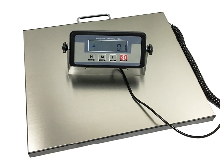 400 Pound Physician Digital Scale Body Weight Doctor Weighing Balance for  Office, Home, Gym