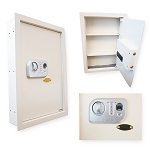 Fingerprint & Digital Combination Access Lock Wall Safe