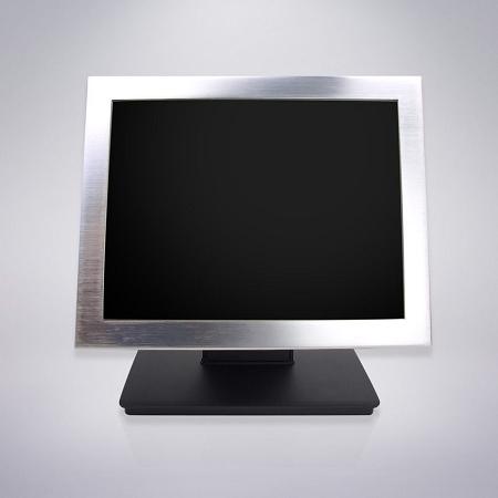 new 15 touch screen pos tft lcd touchscreen monitor restaurant bar