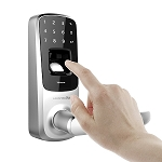 Ultraloq UL3 Fingerprint and Touchscreen Smart Lock (Satin Nickel)
