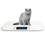 Digital Portable Pet Dog Cat Scale 44 lb x 0.22 lb (COPY)