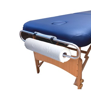 Paper Roll Holder for Massage Table