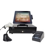 "Ultimate POS Bundle w/ All-In-One 15"" PC"